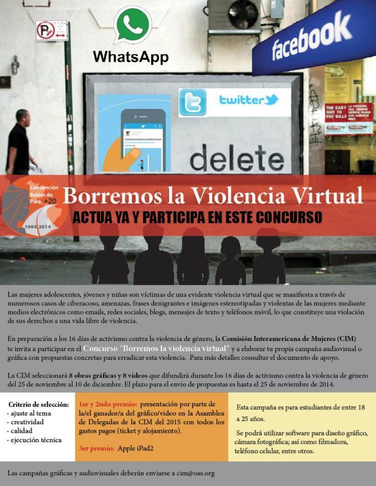 Concurso violencia virtual nov 05 2014