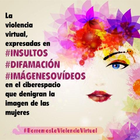 Linda Rosales Ramirez BorremosLaViolenciaVirtual